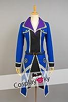 【cosplaysky】 K(ケイ)淡島 世理(あわしま せり)コスプレ衣装 女性XL