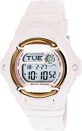 【並行輸入品】ベビーG カシオ CASIO 腕時計 時計 BABY-G ベビージー ピンク ブーケ シリーズ デジタル BG-169G-4B
