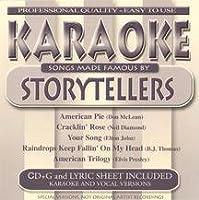 Karaoke: Songs Made Famous By Storytellers