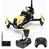 Hubsan H122D X4 Storm720P Camera Drone Micro 5.8GHz FPV Racing Drone 3D Flip RC Quadcopter with HV002 Goggles FPV Video Glass