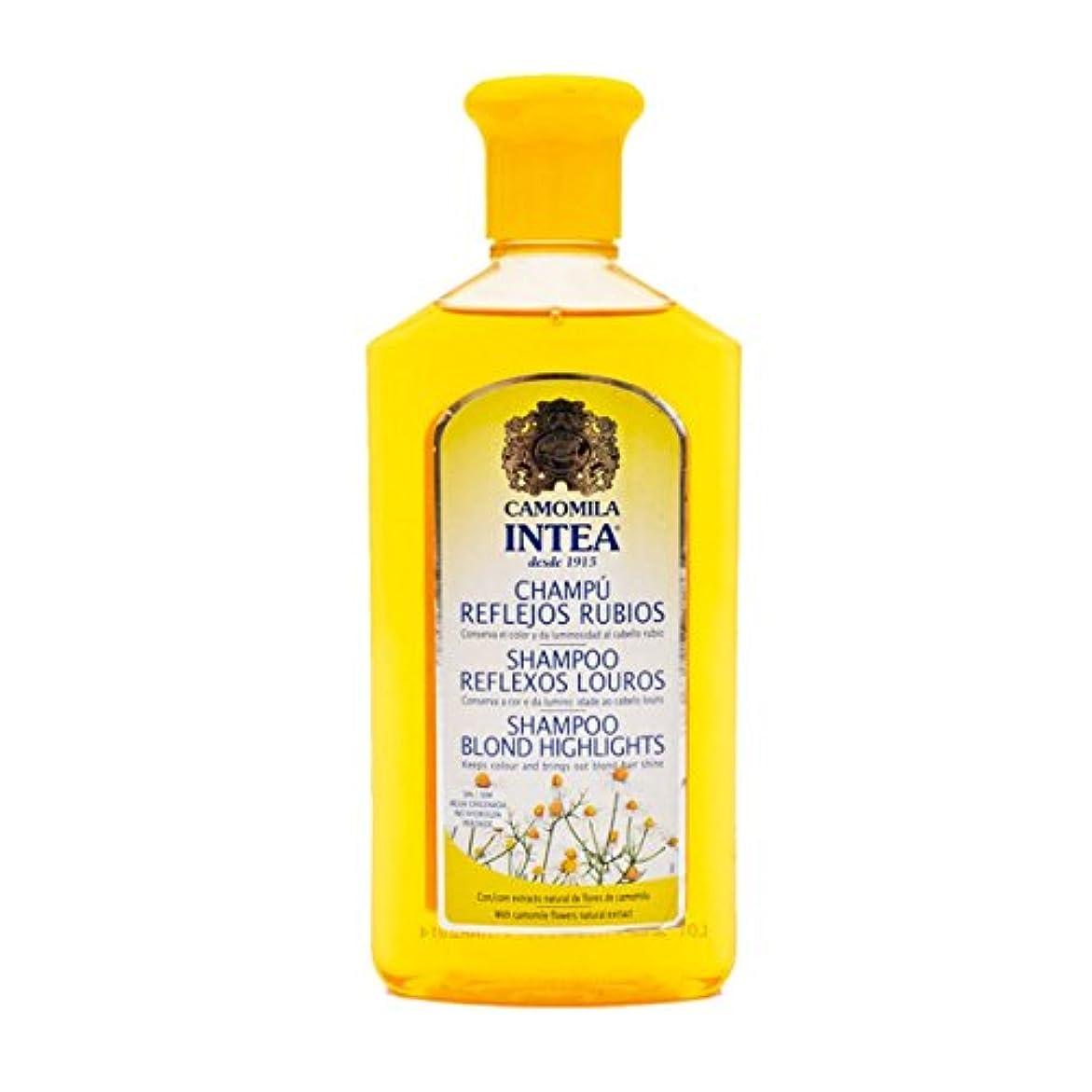 暗唱する童謡実験室Intea Adult Blonde Reflex Shampoo 250ml [並行輸入品]