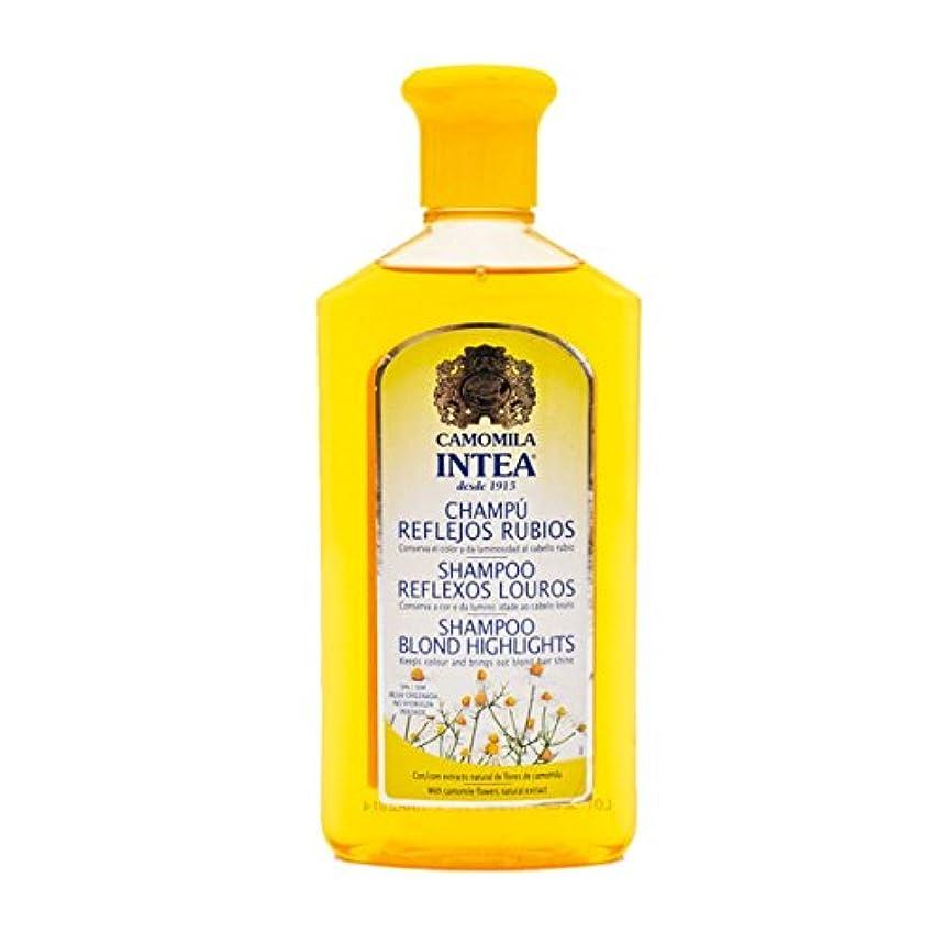 一口ニックネーム勇敢なIntea Adult Blonde Reflex Shampoo 250ml [並行輸入品]