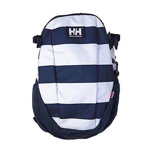 HELLY HANSEN ヘリーハンセン リュックサック SANDVIK18 HOY91509 リュック バックパック バッグバック バッグパック (Fサイズ, N1 ボーダーネイビー)