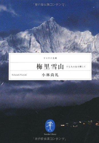 梅里雪山(メイリーシュエシャン)十七人の友を探して (ヤマケイ文庫)の詳細を見る