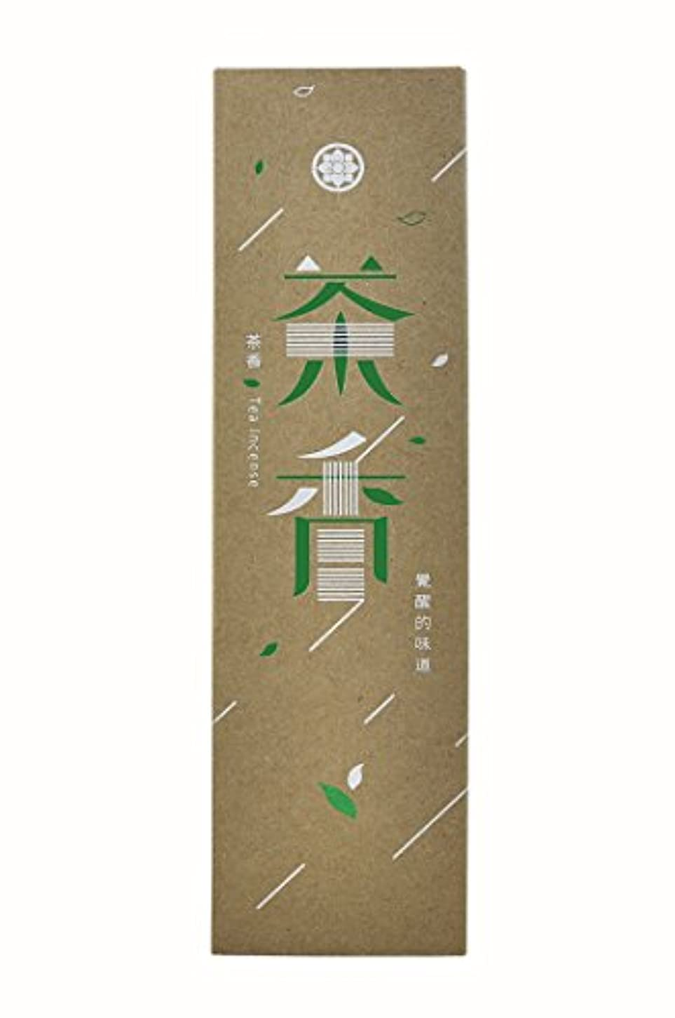 昆虫を見るレイ工場sanbodhi Incense、100-stick Tea Incense Sticks for瞑想、ヨガ、Relaxation and Worship
