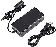 PS2 充電器 NIJIAKIN プレイステーション2 ACアダプター 電源コード 70000シリーズ