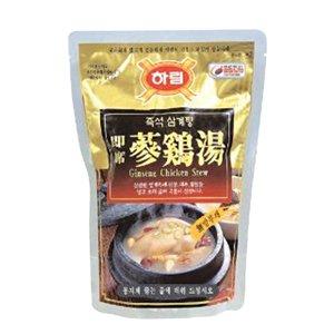 ハリム 冷凍・蔘鶏湯(サムゲタン) 800g [並行輸入品]