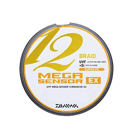 ダイワ ライン PE UVFメガセンサー12ブレイドEX+Si 300m 3号