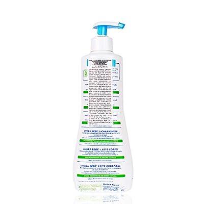 Mustela Hydra-Bebe Body Lotion - for Normal Skin, 500 mL