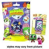 Moshi Monsters Series 3 Blind Foil Bag (5 Packs)