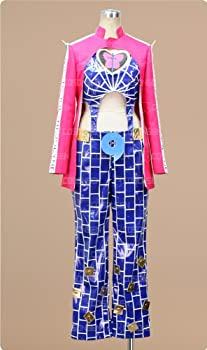 ジョジョの奇妙な冒険 空条徐倫 セット コスプレ衣装