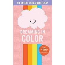 Pipsticks Dreaming in Color Sticker Book