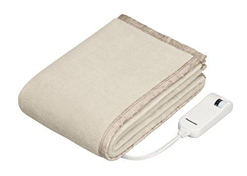 電気しき毛布 シングル 160×85cm 丸洗い可 室温センサー付 ベージュ DB-UM4LS-C