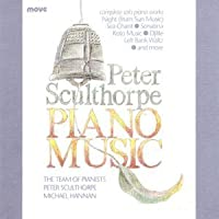 Sculthorpe: Piano Music by The Team of Pianists