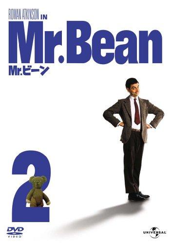 Mr.ビーン Vol.2 【プレミアム・ベスト・コレクション】 [DVD]の詳細を見る