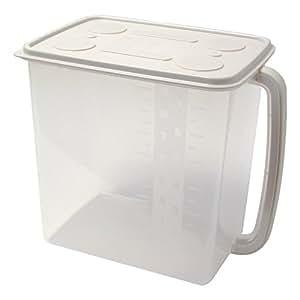 サンコープラスチック キッチン収納 整理ストッカー 幅30.7×奥19.5×高26.5cm ベージュ