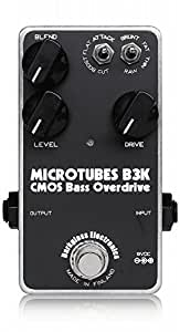 Darkglass Electronics ダークグラスエレクトロニクス ベース用オーバードライブ Microtubes B3K Overdrive (国内正規品)