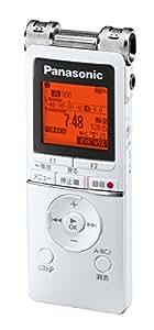 パナソニック ICレコーダー 8GB ホワイト RR-XS470-W