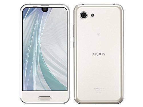 シャープ SIMフリースマートフォン AQUOS R compact SH-M06 (ホワイト) SH-M06-W