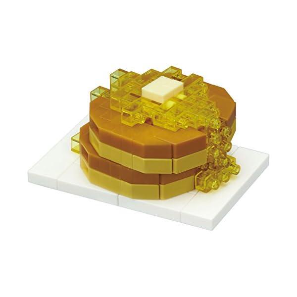 ナノブロック パンケーキ NBC_228の商品画像