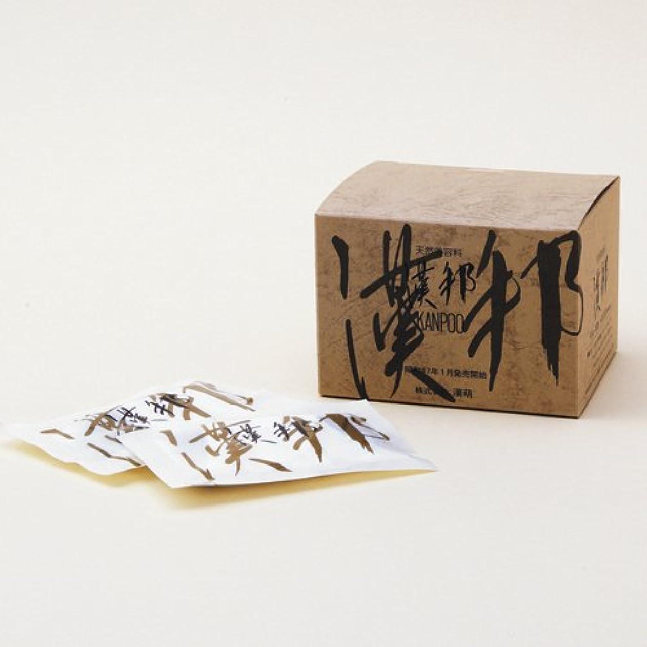 感嘆符生産性バンカー漢萌(KANPOO) 漢邦ぬか袋(全肌活肌料) 熟成12年 10g×16袋