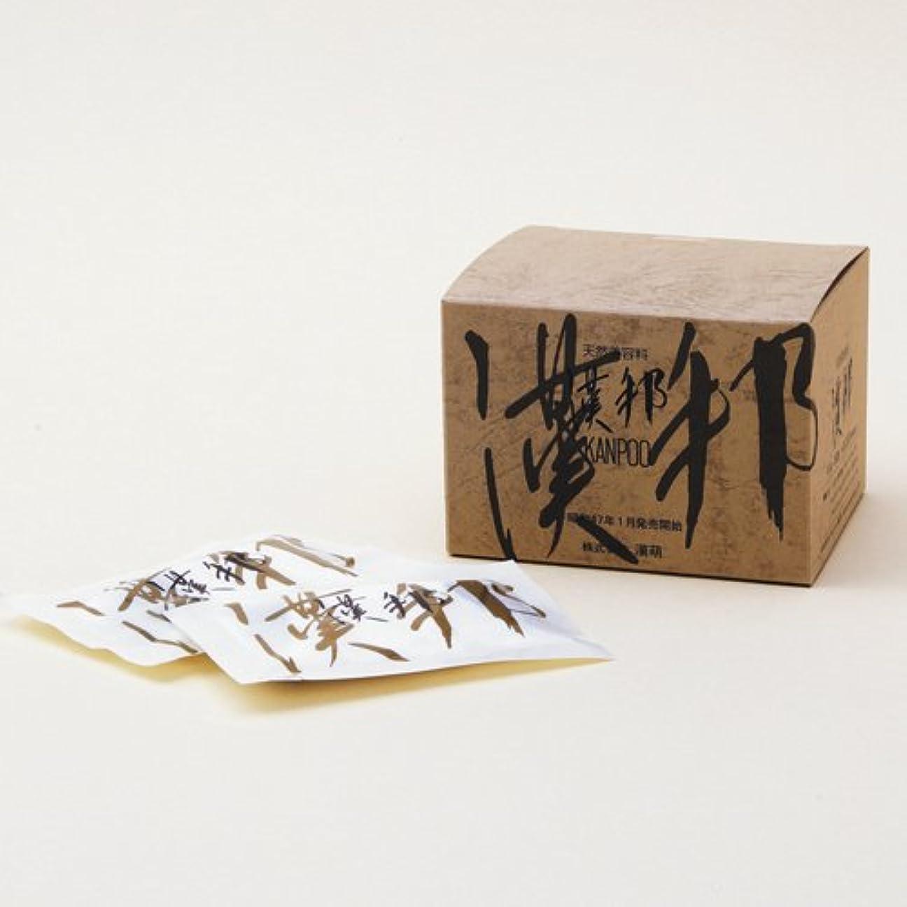 独特の時期尚早マント漢萌(KANPOO) 漢邦ぬか袋(全肌活肌料) 熟成12年 10g×16袋