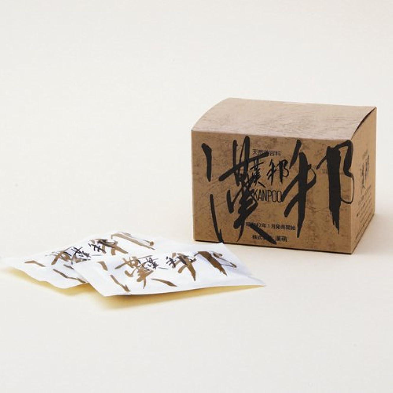 カート羊飼い生き物漢萌(KANPOO) 漢邦ぬか袋(全肌活肌料) 熟成12年 10g×16袋
