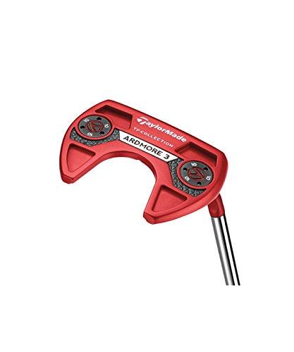 TAYLOR MADE(テーラーメイド) パター TP COLLECTION RED パター ARDMORE3 2017年モデル スチール メンズ N0731126 右 ロフト角:3.5度 番手:パター