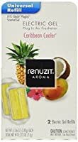 Renuzit Gel Electric Caribbean Cooler, .27 Ounce by Renuzit [並行輸入品]