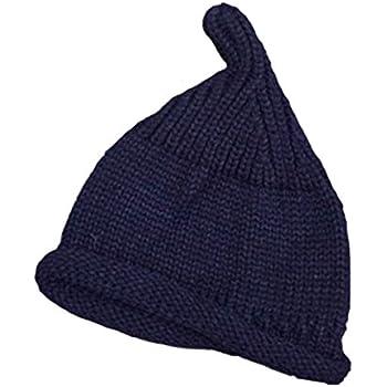 f0ec381508f6c とんがりニット帽 ニット帽 キッズ帽子 帽子 柔らかニット帽 キャップ かわいい 子ども 女の子 男の子