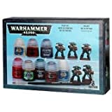 Warhammer 40000 Paint Set by Hobby Supplies