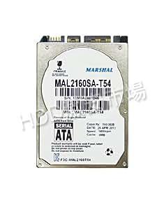 MARSHAL(マーシャル) MAL2160SA-T54 リフレッシュHDD 2.5インチ SATA 160GB