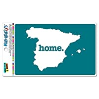 スペイン本国 MAG-NEATO'S(TM) ビニールマグネット - ソリッドターコイズ