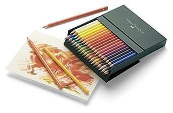 ファーバーカステル ポリクロモス色鉛筆 36色セット スタジオボックスセット 110038 [日本正規品]