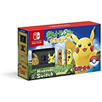 Nintendo Switch ポケットモンスター Let's Go! ピカチュウセット (モンスターボール Plus付き) 任天堂スイッチ ポケモン pokemon HAC-S
