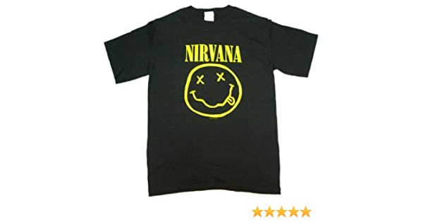 Nirvana Beanie Hat Classic Band Logo Nervermind Jersey print  new Official Black
