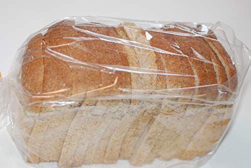 全粒粉100%パン(砂糖不使用・塩不使用)食パン1斤サイズ