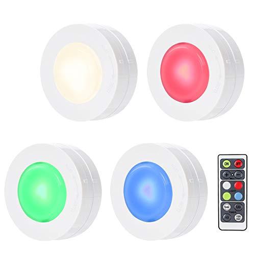 ARVIDSSON LEDタッチライト RGB 4色 調色 ...