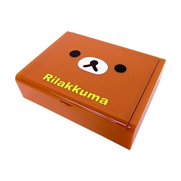 リラックマ ジュエリーボックス リラフェイス 0...の商品画像