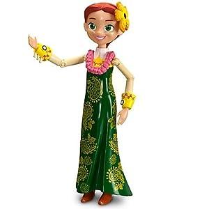 おもちゃ Toy Story トイストーリー Hawaiian Vacation Jessie Action Figure フィギュア 6'' H with Build Trixie Part [並行輸入品]