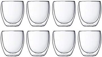 Bodum Insulated Glass Double Wall, Transparent, 4558-10AUS