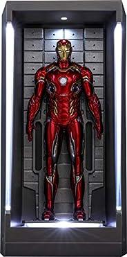 【ムービー・マスターピース COMPACT】『アイアンマン3』ミニチュア・フィギュア シリーズ2 アイアンマン・マーク45(ホール・オブ・アーマー付き)