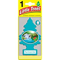 Little Trees Rainforest Mist 吊り下げタイプ air freshener 3-paks(3枚入り)