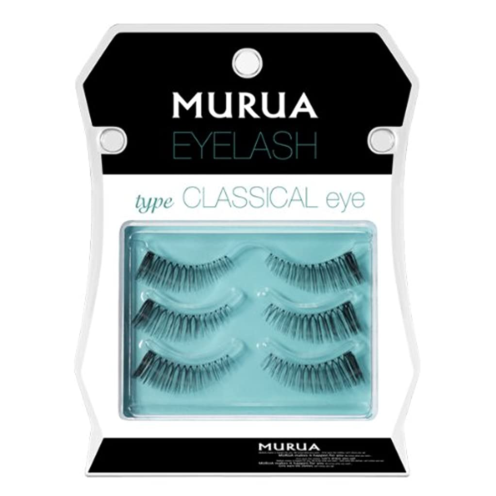 繁栄スーツマグMURUA EYELASH CLASSICAL eye