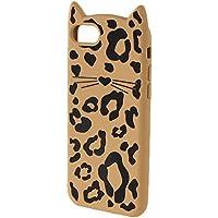 ケイトスペード KATE SPADE レディース スマホケース・テックアクセサリー 8ARU2059 IPHONE CASES silicone cheetah cat - 7 [並行輸入品]