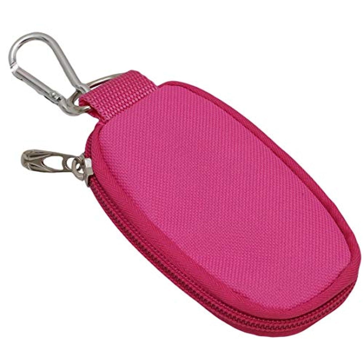 電気的実験室せがむOnior プレミアム ミニ携帯用化粧バッグ 香水収納バッグ エッセンシャルオイル マニキュア 保管袋 アロマオイル ポーチ 便利