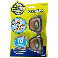 Prank Star Crazy Eyes 10 Mix and Match Lenses(25 Different Combinations) by PRANK [並行輸入品]