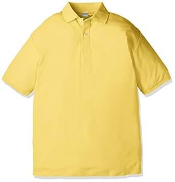(ユナイテッドアスレ)UnitedAthle 5.3オンス ドライカノコ ユーティリティー ポロシャツ 505001 [メンズ] 021 イエロー L