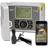 Orbit B-Hyve 6 Station WiFi Irrigation Controller-Outdoor use (Free Rain Sensor)