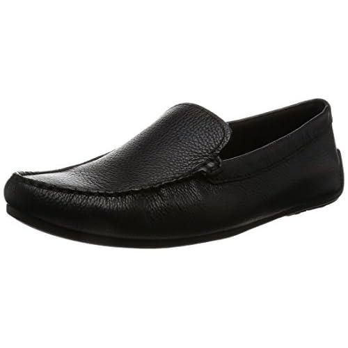 [クラークス] シューズ メンズ レアゾラエッジ 26124194 Black Leather ブラックレザー UK 10.5(28.5cm)